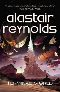 Terminal World - Alastair Reynolds, cover