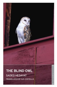 The Blind Owl - Sadeq Hedayat, cover