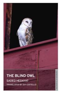 The Blind Owl - Sadeq Hedayat, cover
