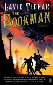 The Bookman - Lavie Tidhar, cover
