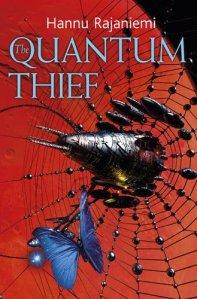 The Quantum Thief - Hannu Rajaniemi cover