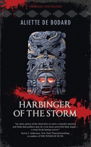 Harbinger of the Storm - cover