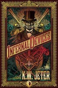 Infernal Devices K.W. Jeter cover
