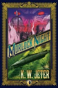 K. W. Jeter Morlock Night - front cover