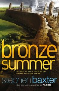 Bronze Summer - Stephen Baxter, cover