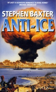 Stephen Baxter - Anti Ice (cover)