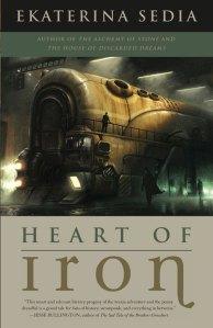 Heart Of Iron - Ekaterina Sedia (cover)